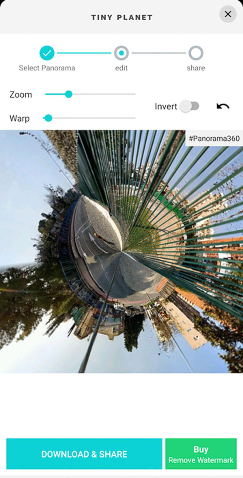 عکاسی پانوراما 360 درجه