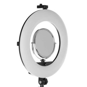 رینگ لایت لنزیوم Lensium Ring light FE-480 III pink