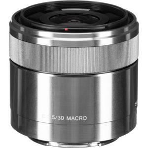 لنز سونی Sony E 30mm F3.5 Macro