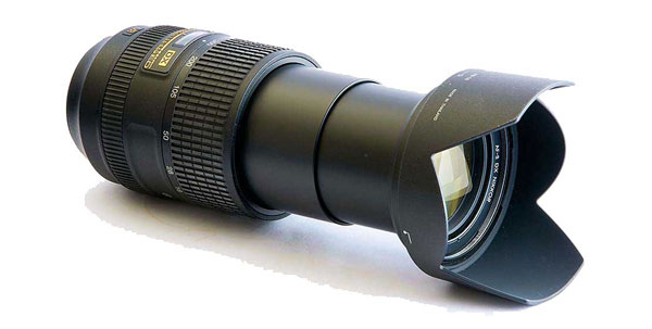 مشخصات لنز زوم واید تله فتو DSLR