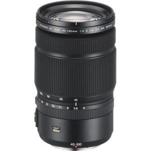 لنز فوجی Fujifilm GF 45-100mm F4 R LM OIS WR