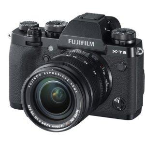 دوربین فوجی FUJIFILM X-T3 با لنز 18-55