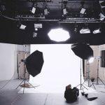 انواع نور استودیویی