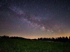 آموزش پیدا کردن کهکشان راه شیری در شب