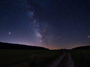 آموزش عکاسی تایم لپس از کهکشان راه شیری