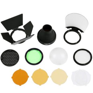 کیت تجهیزات جانبی گودکس Godox AK-R1 Accessory Kit for H200R Round Flash