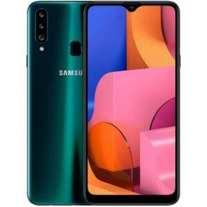 گوشی موبایل سامسونگ Samsung Galaxy A20s 32GB Mobile -Green