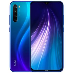 گوشی شیائومی Redmi Note 8 64GB_blue