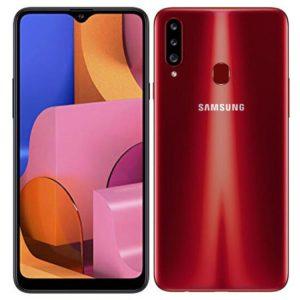 گوشی موبایل سامسونگ Samsung Galaxy A20s 32GB Mobile -Red