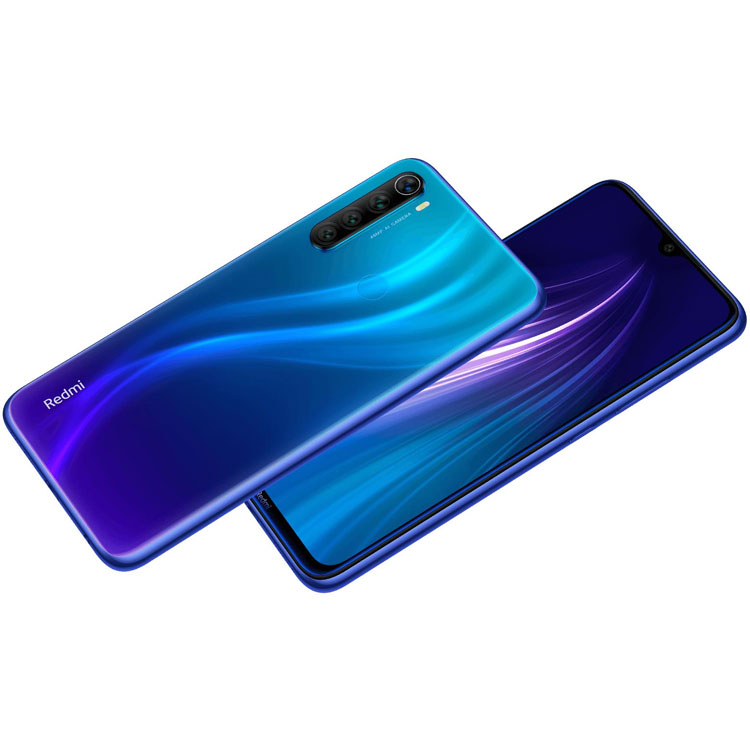 گوشی شیائومی Redmi Note 8 64GB_blue