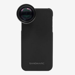 لنز موبایل سندمارک Sandmarc Telephoto Lens With Clip & Case For Iphone X/Xs