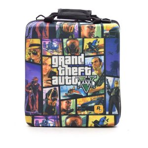 کیف پلی استیشن4 Pro طرح GTA