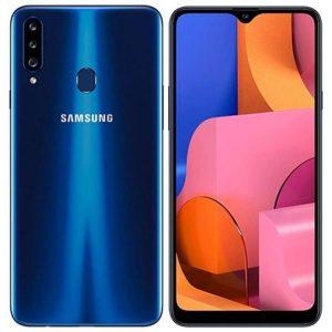 گوشی موبایل سامسونگ Samsung Galaxy A20s 32GB Mobile -Blue