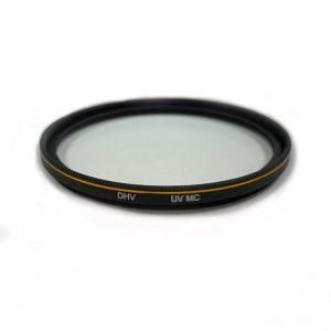 فیلتر عکاسی FUJIYAMA DHV 55mm UV with Multi Coated