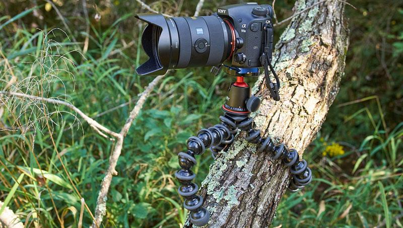 کاهش لرزش دوربین بدون استفاده از سه پایه