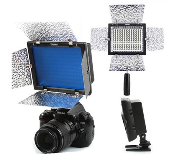 قیمت نور ثابت رو دوربین