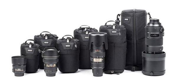 انواع کیف لنز دوربین