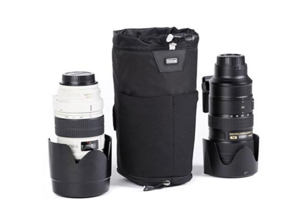 بررسی کیف لنز دوربین