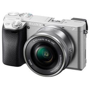 دوربین سونی Sony a6400 kit 16-50mm سیلور