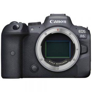 دوربین بدون آینه کانن Canon EOS R6 Mirrorless Camera Body