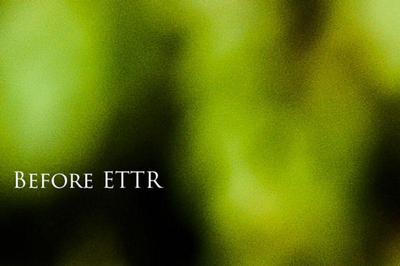 تکنیک ETTR