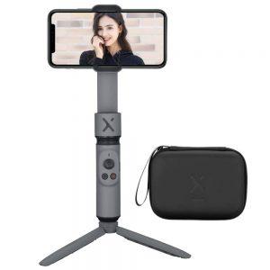 گیمبال موبایل ژیون تک (Zhiyun-Tech SMOOTH-X Smartphone Gimbal combo (gray