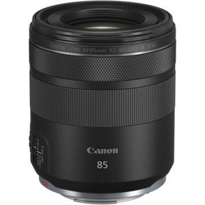 لنز کانن RF 85mm f/2 Macro
