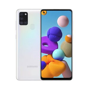 گوشی موبایل سامسونگ Samsung Galaxy A21S SM-A217F/DS Dual Sim 64GB-white