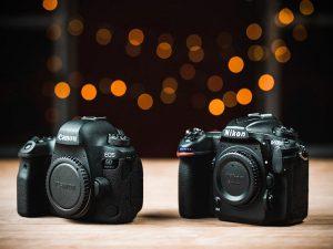 خرید دوربین جدید؛ کانن یا نیکون؟