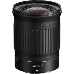 لنز بدونآینه نیکون Nikkor Z 24mm F1.8 S
