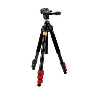 Beike Q600 Tripod Red