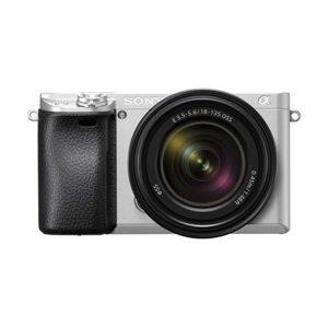 دوربین بدون آینه سونی Sony Alpha a6400 kit 18-135mm silver