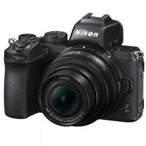 دوربین عکاسی نیکون Nikon Z 50 Mirrorless Digital Camera kit 16-50mm
