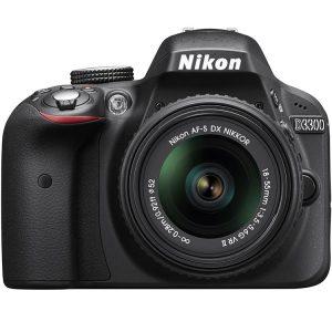 دوربین عکاسی نیکون D3300 Kit 18-55mm II دست دوم