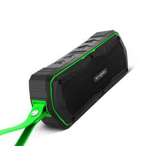 اسپیکر و پاور بانک Wking S9 سبز