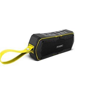 اسپیکر و پاور بانک Wking S9 زرد