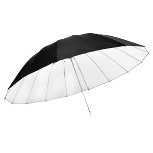 چتر پارابولیک داخل سفید لایف Life of photo Umbrella 150cm AU48X series