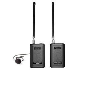 میکروفن سارامونیک Saramonic SR-WM4C VHF Camera-Mount Wireless Microphone