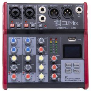 میکسر دی میکس D.MIX Compact 4XU
