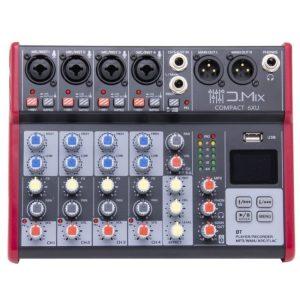 میکسر دی میکس D.MIX Compact 6XU