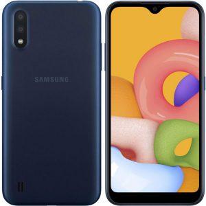گوشی موبایل سامسونگ Samsung Galaxy A01 Dual SIM 16GB-Blue