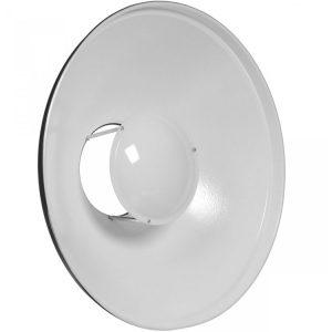 بیوتی دیش سفید لایف Beauty Dish 56cm LD-955B