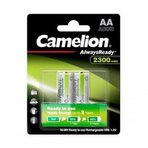 باتری AA 2300- 2pcs Camelion
