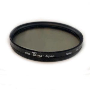 فیلتر عکاسی Pro TAMA CPL-UV FILTER 72mm