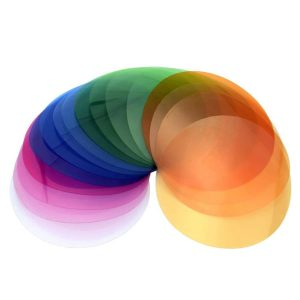 فیلتر رنگی گودکس Godox V-11T 32pcs Color Gels for AK-R1, H200R,V1