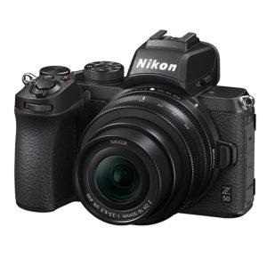 دوربین نیکون Nikon Z50 همراه لنز 16-50 میلیمتر