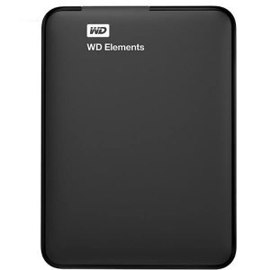 Western Digital Elements 500G External Hard Drive