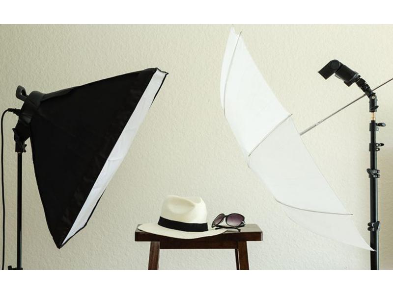چتر و سافت باکس - umbrella&softbox