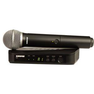 میکروفن شور SHURE BLX24/PG58