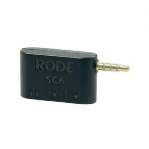 کابل مبدل میکروفون Rode sc6